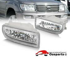 Full Set Fog Light Driving Lamp KIT For Toyota Landcruiser 100 Series 1998~2007