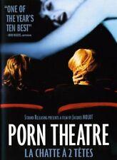 NEW Porn Theatre (DVD)
