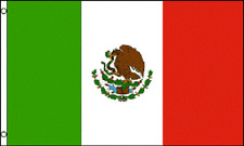 4x6 Mexico Flag Large Mexican Banner Pennant Bandera Indoor Outdoor
