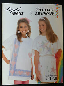 Liquid Beads Transfer Books - Totally Awesome #8825