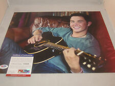 SCOTTY MCCREERY SIGNED 11X14 PHOTO PSA/DNA THE TROUBLE WITH GIRLS U68989