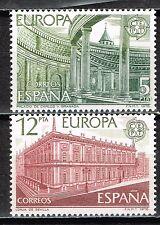 Spain Famous Architecture Granada and Sevilla CEPT stamps set 1978 MNH