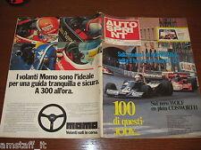 AUTOSPRINT 1977/21=GP F1 MONTECARLO=JODY SCHECKTER=WOLF COSWORTH=