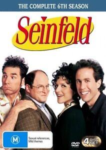 Seinfeld : Vol 5 (DVD, 2005, 4-Disc Set)