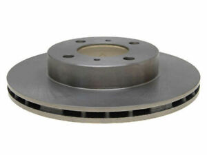 For 1993-1996 Eagle Summit Brake Rotor Front AC Delco 69978YF 1994 1995 Silver