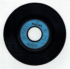 Johnny HALLYDAY Vinyle 45T HEY LOVELY LADY -FILLE DE L'ETE DERNIER PHILIPS 09664