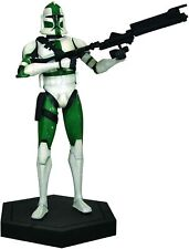 Star Wars The Clone Wars: Commander Gree Maquette 9 1/8in Gentle Giant statue