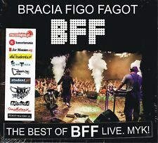 Bracia Figo Fagot - The Best Of BFF Live. MYK!  [CD] NEW