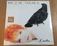 Mylene FARMER L'AUTRE VINYLE NEUF SOUS BLISTER