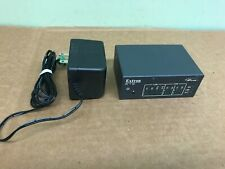 Extron IPL T S6 Six Serial Port IP Link Control Processor With Power Supply
