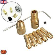 0.5-3mm petites du cuivre électrique drill bit collet Micro Board bois Twist chuck set