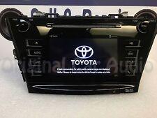 15-16 Toyota Prius V Entune Navigation HD Radio SAT App Suite Media Unit  510057