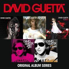 DAVID GUETTA ORIGINAL SERIES CD NEW