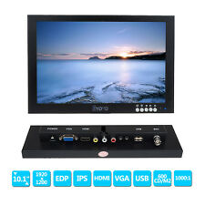 "10"" IPS EDP HD 1920*1200 VGA Video Audio HDMI Monitor for FPV Video Display,DVD"