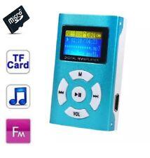 Lecteur MP3 8 Go - à carte mémoire - Ecran LCD - Radio FM