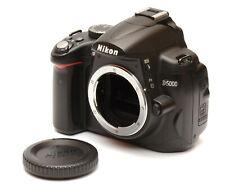 Nikon D5000 12.3MP Digital SLR Camera! Good Condition! Shutter Count 6492!