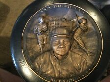 Babe Ruth, The Sultan of Swat Immortals Of The Diamond Bradford Exch. Plate A6