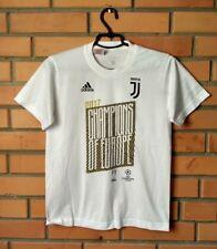 Juventus football shirt 2017 Champions Of Europe Kids 11-12 Years Jersey Adidas