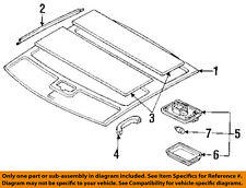Geo GM OEM 91-92 Storm Interior-Roof-Side Molding Right 94387386