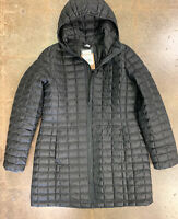 The North Face Parka Women's Eco ThermoBall Jacket Size L Black NWT