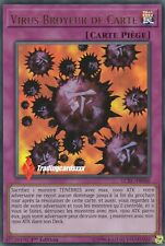 ♦Yu-Gi-Oh!♦ Virus Broyeur de Carte (Crush Card) : LCKC-FR046 (A) -VF/Ultra Rare-