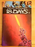 Grant Morrison's; 18 DAYS #25a (2017 GRAPHIC INDIA Comics) ~ VF/NM Comic Book