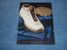 2002 Fubu Shoes Vintage Ad with The Rhythm Series Dr.Jay