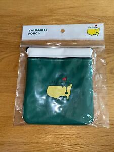 Masters Augusta National Golf Valuables Pouch