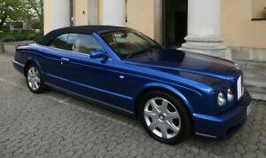 Bentley Azure - Mohair Soft Top Hood With Plastic Rear Window