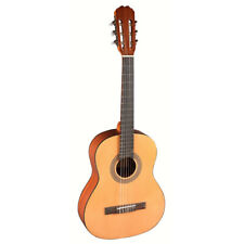 Admira Guitars Alba 3/4 Nylon String Classical Acoustic Guitar, Oregon Pine Top