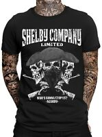 Shelby Company limited Herren T-Shirt | Gangs of Birmingham | Brothers | Crime