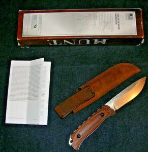 Awesome Benchmade 15001 Hunt Saddle Mountain Skinner Hunting Knife! S30V! MIB!