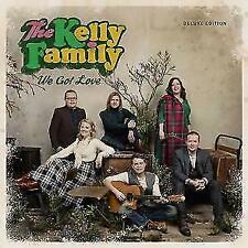 THE KELLY FAMILY We Got Love (Deluxe Edition) (2017)  CD   NEU & OVP