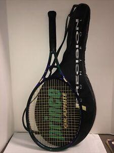 Prince Precision Graphite 700pl Tennis Racquet Grip Size 4 3/8 No 3 With Bag