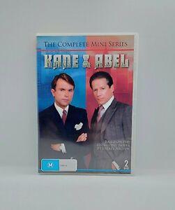 KANE & ABEL The Complete Mini-Series (1985)Region 4 DVD Sam Neill Jeffrey Archer