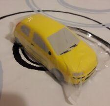 ANTISTRESS Fiat Punto 3 porte in gomma morbida giallo RARE