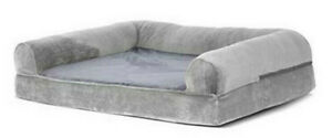 Large Dogs Orthopedic Foam - Traditional Sofa-Style Living Room Dog Bed Furhaven