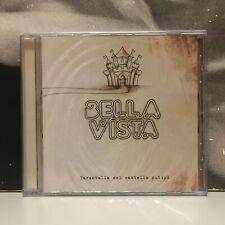 BELLA VISTA - TARANTELLA NEL CASTELLO PUTIPU' CD 2015 NUOVO SIGILLATO NEW SEALED