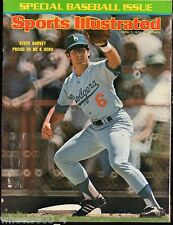 Sports Illustrated 1975 Los Angeles Dodgers Steve Garvey Excellent No Label