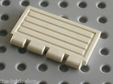 LEGO TRAIN white hinge gate 2873 / set 4560 6545 4561 6636 6543 6458 6336 ...