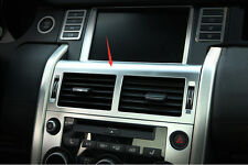 Central Console Air Vent Outlet Cover For Land Rover Discovery Sport 2015-2017