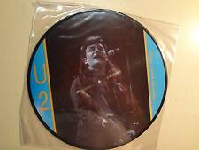 U2:More Than Dreams-Western Germany LP Picture Disc,Westallenhalle 29-11-1984 TV