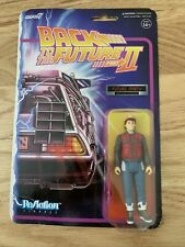 "Super7 Back to the Future 2 Future Marty ReAction 3.75"" Action Figure"