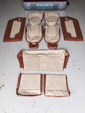 Jensen GT interior cover kit with complete door cards