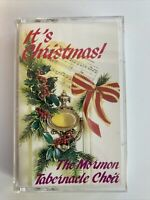It's Christmas - The Mormon Tabernacle Choir - CBS Special Products – BT 14303