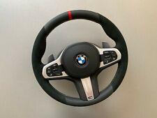 BMW 5&6&7&Xser G30/G32/G11/G05 M-Performance STEERING WHEEL w/PADDLES K18S9