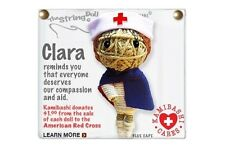 Kamibashi Clara the Nurse The Original String Doll Gang Keychain Clip