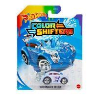 Hot Wheels COLOR SHIFTERS VOLKSWAGEN BEETLE -  Color Changing Car 1:64 Mattel