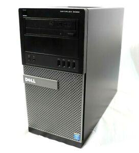 Dell OptiPlex 9020 MT Intel i7-4770 3.4GHz 8GB DDR3 WIN8COA No HDD