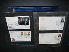 ISRAEL FDC COLLECTION IN DISPLAY PAGES-100+ COVERS!